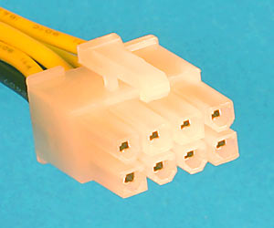 ... 8 pin EPS +12 volt powercable
