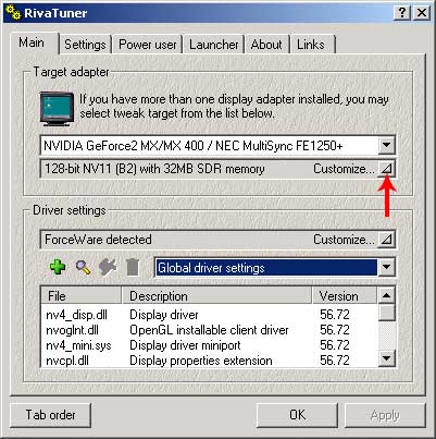Troubleshoot your video card by underclocking